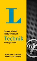 Langenscheidt Wörterbuch Italienisch Deutsch Technik in Fachwörterbücher