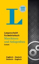 Langenscheidt Wörterbuch Englisch Deutsch Maschinen- und Anlagenbau in Fachwörterbücher
