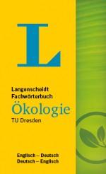 Langenscheidt Wörterbuch Englisch Deutsch Ökologie in Fachwörterbücher