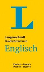 Langenscheidt Wörterbuch Deutsch Englisch in Allgemeinsprache