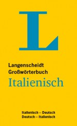 Langenscheidt Wörterbuch Italienisch Deutsch in Allgemeinsprache