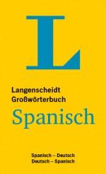 Langenscheidt Wörterbuch Spanisch Deutsch in Allgemeinsprache
