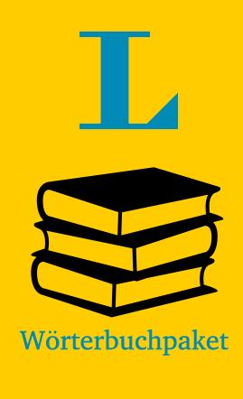 Langenscheidt Wörterbuchpaket in allen Sprachen